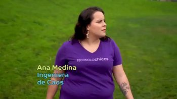 TECHNOLOchicas TV Spot, 'Ana Medina: ingeniera' [Spanish] - Thumbnail 2