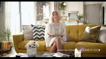 Rooms To Go Tv Commercial Anything Is Possible Featuring Julianne Hough Ispot Tv