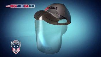 InstaShield USA TV Spot, 'Fits Any Baseball Cap' - Thumbnail 1