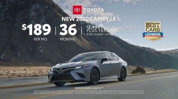 Toyota TV Spot, 'Today. Tomorrow. Toyota: Trust' Song by Vance Joy [T1] - Thumbnail 4
