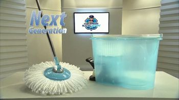 Clean Police Sani-Spin TV Spot, 'The Next Generation Mop: $39.99'