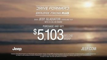 Jeep Employee Pricing Plus TV Spot, 'Big Picture' [T2] - Thumbnail 9