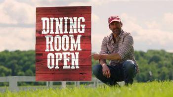 Bob Evans TV Spot, 'America's Farm Fresh: Dining Room Open' - Thumbnail 4
