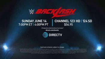DIRECTV TV Spot, '2020 WWE Backlash' - Thumbnail 9