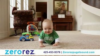 Zerorez TV Spot, 'Your Home Health Expert: 3 Rooms for $129'