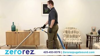 Zerorez TV Spot, 'Your Home Health Expert: 3 Rooms for $129'