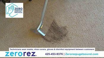 Zerorez TV Spot, 'Your Home Health Expert: 3 Rooms for $129' - Thumbnail 8