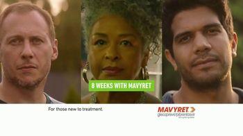 MAVYRET TV Spot, 'Eight Weeks'