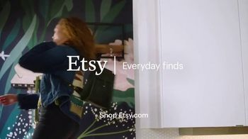 Etsy TV Spot, 'Find What You Love' Song by Charles Wright - Thumbnail 9