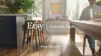 Etsy TV Spot, 'Everyday Finds' Song by Charles Wright - Thumbnail 9