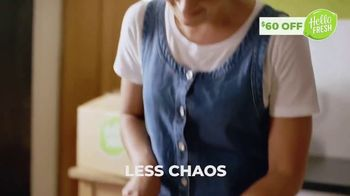 HelloFresh TV Spot, 'More Fresh Ingredients: $60' - Thumbnail 5