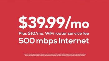 FiOS by Frontier TV Spot, 'DIY Blues: $39.99: Safety-First Install' - Thumbnail 6