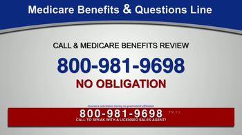 Medicare Benefits Helpline TV Spot, 'Medicare Approved Benefits' - Thumbnail 9