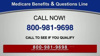 Medicare Benefits Helpline TV Spot, 'Medicare Approved Benefits' - Thumbnail 1
