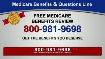 Medicare Benefits Helpline TV Spot, 'Medicare Approved Benefits' - Thumbnail 2
