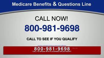 Medicare Benefits Helpline TV Spot, 'Medicare Approved Benefits' - Thumbnail 4