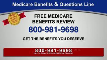 Medicare Benefits Helpline TV Spot, 'Medicare Approved Benefits' - Thumbnail 6