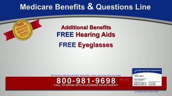 Medicare Benefits Helpline TV Spot, 'Medicare Approved Benefits' - Thumbnail 7