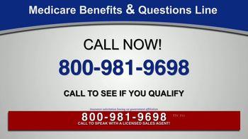 Medicare Benefits Helpline TV Spot, 'Medicare Approved Benefits' - Thumbnail 8