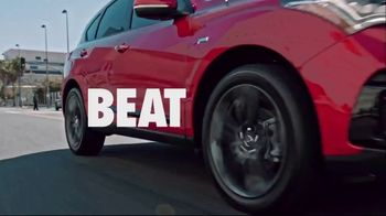 Acura TV Spot, 'Keep Up If You Can' [T2]
