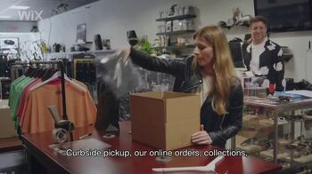 Wix.com TV Spot, 'This Clothing Gallery Evolved Online When COVID-19 Hit' - Thumbnail 6