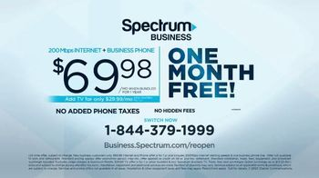 Spectrum Business TV Spot, 'Back to Business: 200 MBPS' - Thumbnail 9