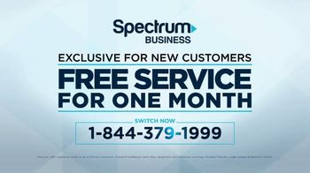 Spectrum Business TV Spot, 'Back to Business: 200 MBPS' - Thumbnail 4