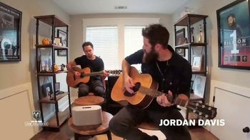 Ram Trucks TV Spot, 'Jam Sessions' Featuring Jordan Davis, Eric Paslay, Charlie Worsham, Lindsay Ell [T1] - 101 commercial airings