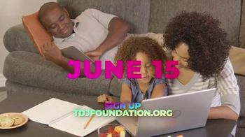 T.D. Jakes Foundation Steam Academy 2020 TV Spot, 'Summer Is Here' - Thumbnail 6