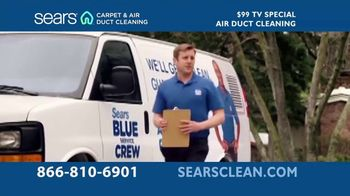 Sears TV Spot, 'Air Duct Cleaning'