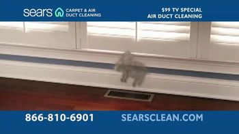 Sears TV Spot, 'Air Duct Cleaning' - Thumbnail 1