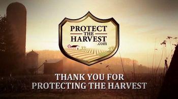 Protect the Harvest TV Spot, 'Thank You' - Thumbnail 10