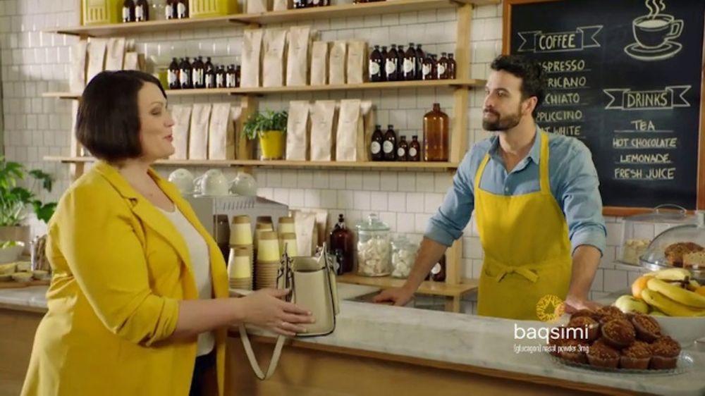 Baqsimi TV Commercial, 'Prepared'