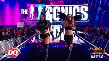 Dairy Queen TV Spot, 'WWE: The Future is IIconic' Featuring The IIconics - Thumbnail 6