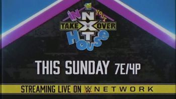 WWE Network TV Spot, 'NXT Take Over in Your House' - Thumbnail 8