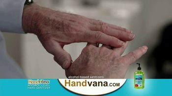 Handvana HydroClean Hand Sanitizer TV Spot, 'Revolutionary' - Thumbnail 6