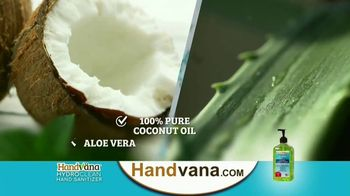 Handvana HydroClean Hand Sanitizer TV Spot, 'Revolutionary' - Thumbnail 7