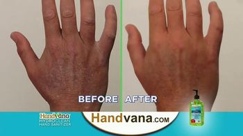 Handvana HydroClean Hand Sanitizer TV Spot, 'Revolutionary' - Thumbnail 8