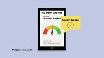 Verge Credit TV Spot, 'Achieve Your Goals'