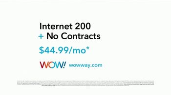 WOW! TV Spot, 'Internet Is Important: Contact-Free Installation' - Thumbnail 7