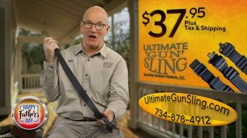 Specialty Outdoor Products LLC Ultimate Gun Sling TV Spot, 'Father's Day: Great Gift for the Hunter' - Thumbnail 9