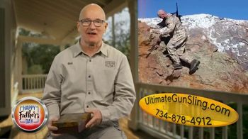 Specialty Outdoor Products LLC Ultimate Gun Sling TV Spot, 'Father's Day: Great Gift for the Hunter' - Thumbnail 2
