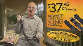 Specialty Outdoor Products LLC Ultimate Gun Sling TV Spot, 'Father's Day: Great Gift for the Hunter' - Thumbnail 8