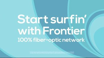 FiOS by Frontier TV Spot, 'Surf' - Thumbnail 7
