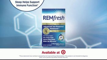 REMfresh TV Spot, 'Number One Sleep Doctor Recommended'