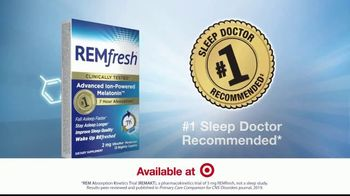 REMfresh TV Spot, 'Number One Sleep Doctor Recommended' - Thumbnail 3