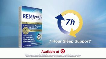REMfresh TV Spot, 'Number One Sleep Doctor Recommended' - Thumbnail 5