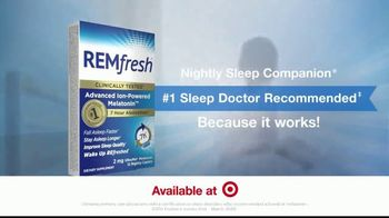 REMfresh TV Spot, 'Number One Sleep Doctor Recommended' - Thumbnail 6