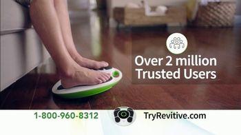 Revitive Medic TV Spot, 'Get Back on Your Feet: User Reviews' - Thumbnail 2