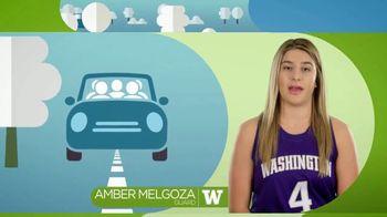 Pac-12 Conference TV Spot, 'Team Green: University of Washington' - Thumbnail 3